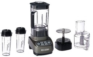 blenders with food processor